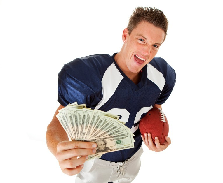 professional athlete salaries Professional athlete salaries in today's society many will argue whether or not professional athletes are overpaid in the present time athletes are being paid phenomenally large amounts of money for their entertainment.